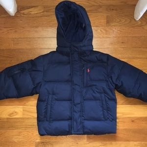 Polo Ralph Lauren Puffer Jacket 3T